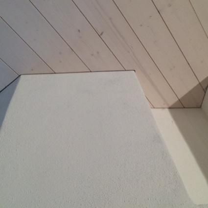 Plafond lambris blanc comment poser du lambris pvc au mur - Comment poser du lambris pvc au plafond ...