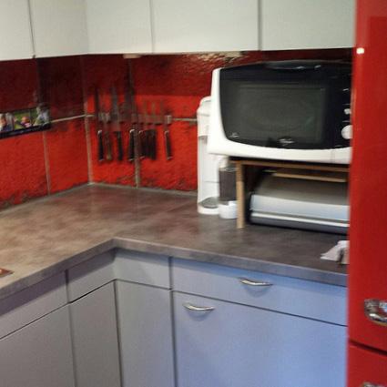 After-Cuisine renovation